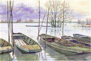 Loire Hiver